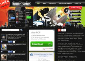 touchvoter.com