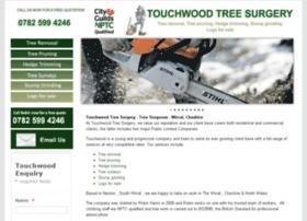 touchwoodtreesurgery.net