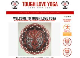 toughloveyoga.com