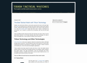 toughtacticalwatches.blogspot.com