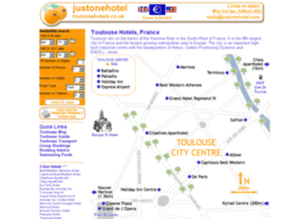 toulousehotels.co.uk