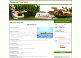 tour-packages.kerala-tourism.org