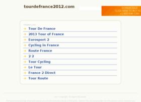 tourdefrance2012.com