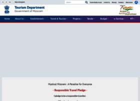 tourism.mizoram.gov.in