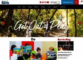 tourismbarrie.com