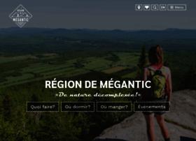 tourisme-megantic.com