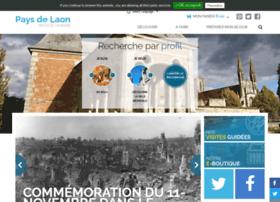 tourisme-paysdelaon.com