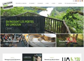 tourismelimousin.com