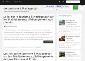 tourismemadagascar.info