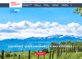 tourismepau.com