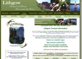 tourismlithgow.com