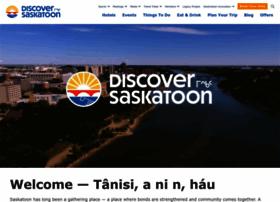 tourismsaskatoon.com