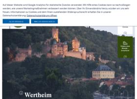 tourismus-wertheim.de