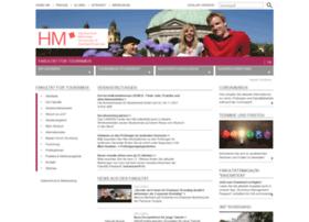tourismus.hm.edu