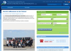 tourismuszentrum-ostseekueste.de