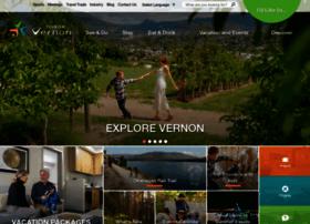 tourismvernon.com