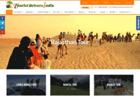 touristdriversindia.com