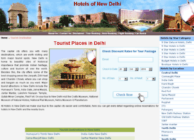 touristplaces.hotelsofnewdelhi.com