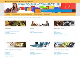 tournai-commerces.be