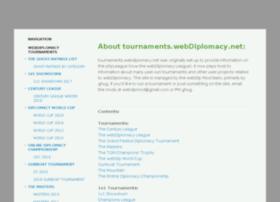 tournaments.webdiplomacy.net