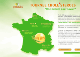 tourneecholesterols.fr
