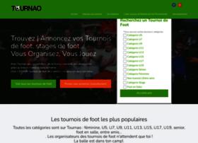 tournoisdefoot.fr