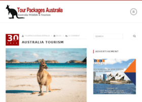 tourpackagesaustralia.com