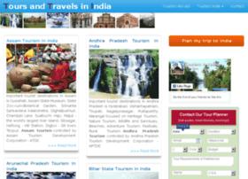 toursandtravelsinindia.com