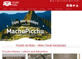 toursenperu.com.pe