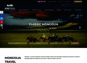 toursmongolia.com