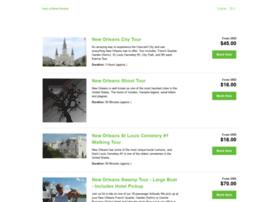 toursofneworleans.rezdy.com