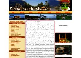 toursofsouthindia.com