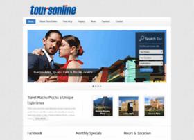 toursonline.info