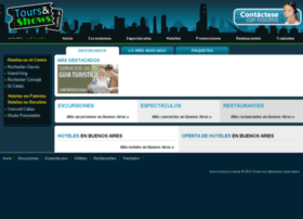 toursyshows.com.ar