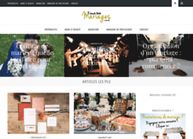 touslesmariages.com