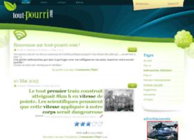 tout-pourri.com