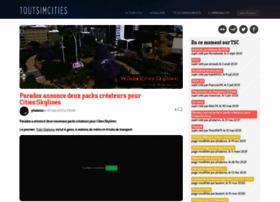 toutsimcities.com