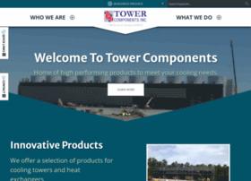 towercomponentsinc.com