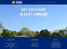 towerhamletstennis.org.uk