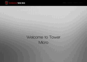 towermicro.com