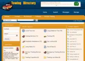 towingdirectory.org