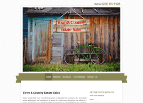 town-country-estate-sales.com