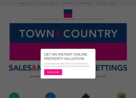 townandcountryestates.com