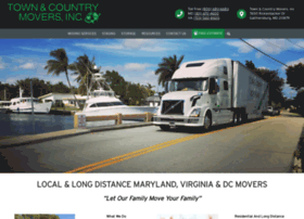 townandcountrymovers.com
