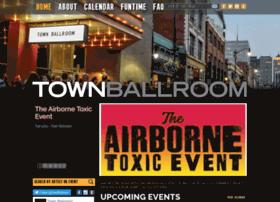 townballroom.com