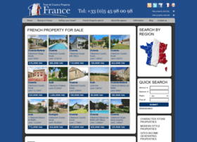 towncountrypropertyfrance.com