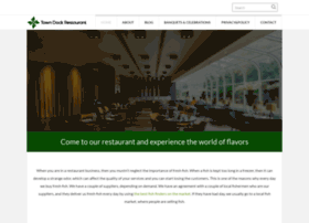 towndockrestaurant.com