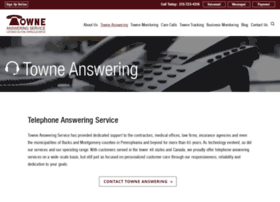 towneanswering.com