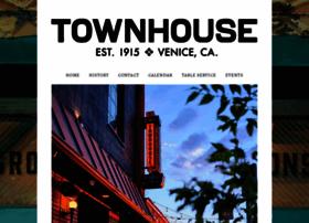 townhousevenice.com