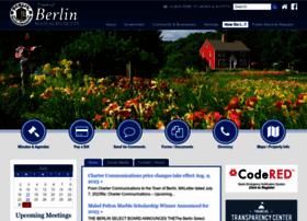 townofberlin.com